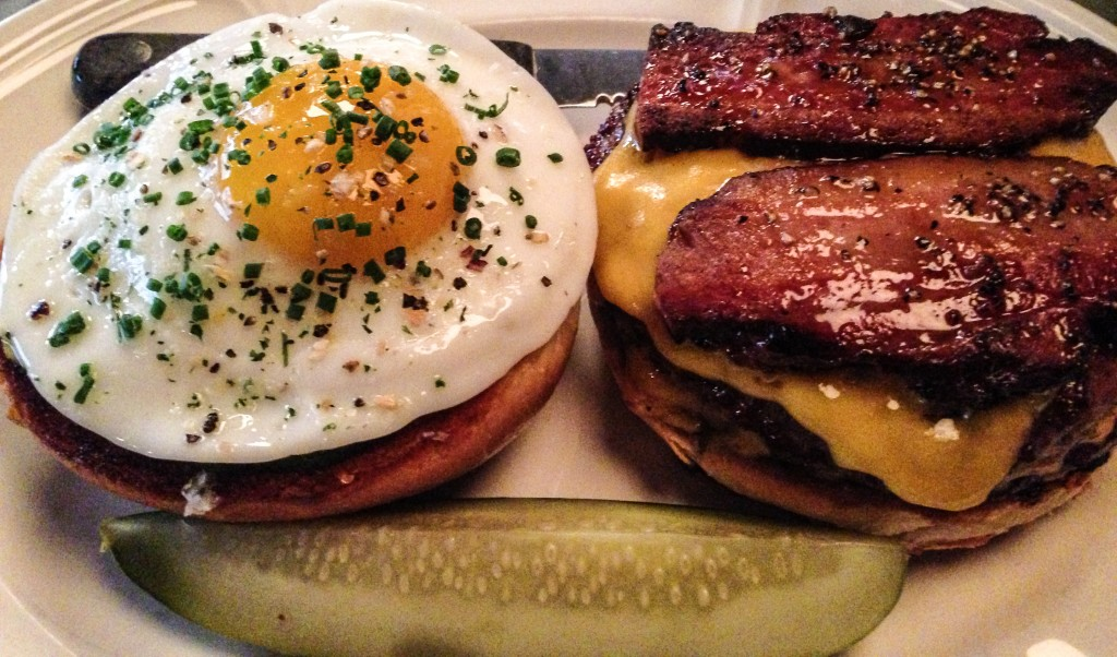 cheval burger